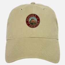 Sedona - Bell Rock Distressed Baseball Baseball Cap