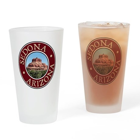 Sedona - Bell Rock Drinking Glass