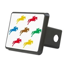 Equestrian Horses Hitch Cover