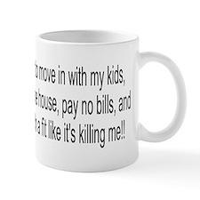 When I Get Old Mug