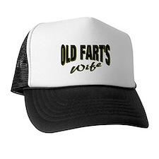 Old Fart's Wife Trucker Hat