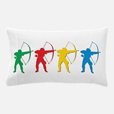 Archery Archers Pillow Case