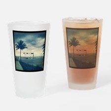 Fort lauderdale beach Drinking Glass