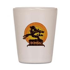 Bonsai Retro Shot Glass