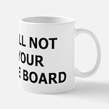 NO I Will Not Mug