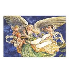 Angel of Music Postcards (Package of 8)