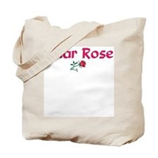 Briar Rose Tote Bag