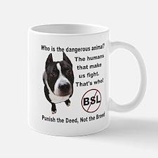 Who is the most dangerous animal? Mug