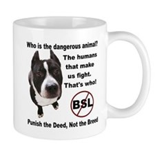 Who is the most dangerous animal? Mug