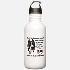 Who is the most dangerous animal? Water Bottle