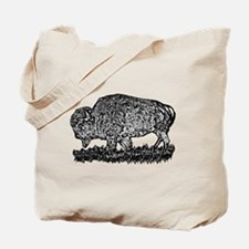 B@W Buffalo Tote Bag