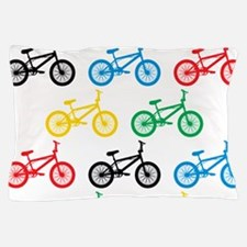 BMX Bikes Pillow Case