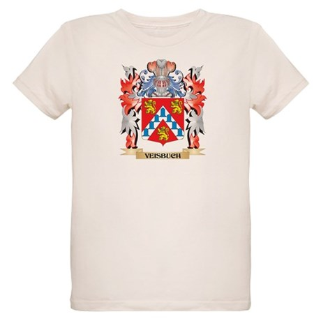 Veisbuch Coat of Arms - Family Crest T-Shirt