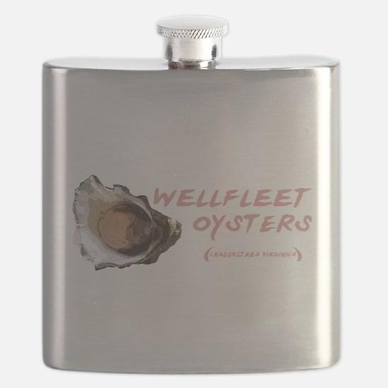 Wellfleet Oysters Flask