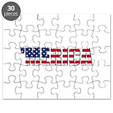 Merica USA Puzzle