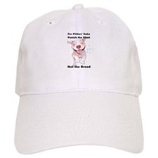 Say No to BSL Deed not Breed Baseball Cap
