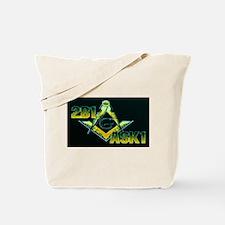 Prince Hall Masons Tote Bag