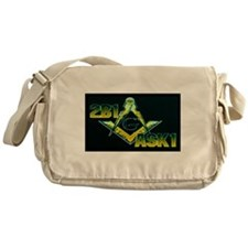 Prince Hall Masons Messenger Bag