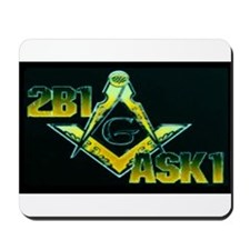 Prince Hall Masons Mousepad