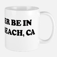 Rather: LA SELVA BEACH Mug