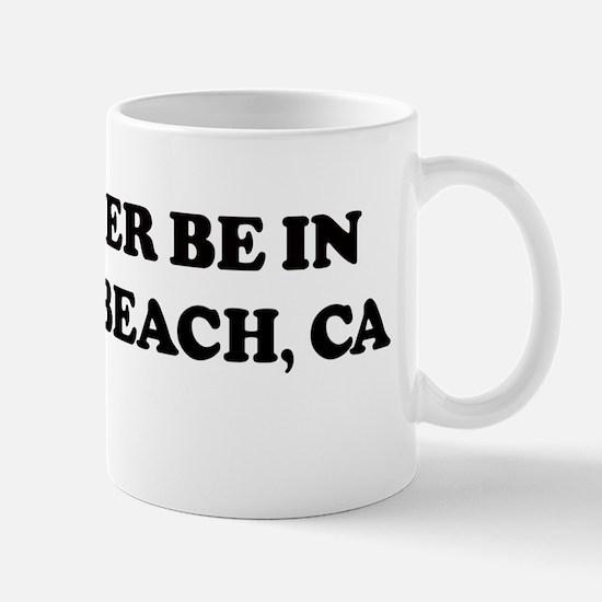 Rather: LA SELVA BEACH Mug