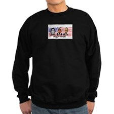 Obama-Nation 3-Pic Flag Jumper Sweater