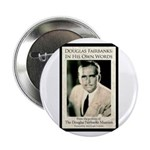 "Douglas Fairbanks Book 2.25"" Button 10 pack)"