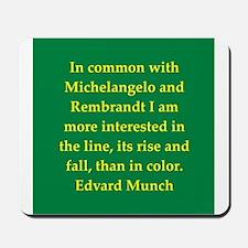 munch8.png Mousepad