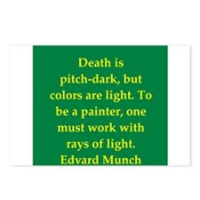 munch3.png Postcards (Package of 8)