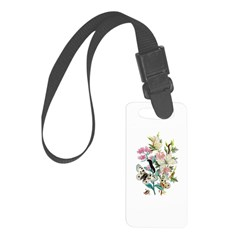 Butterflies of Summer Luggage Tag