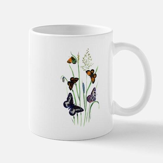 Butterflies of Summer Mug