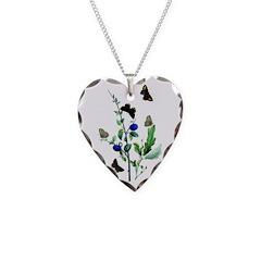 Butterflies of Summer Necklace
