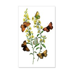 Butterflies of Summer Wall Decal