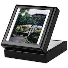 Gazebo Beauty Keepsake Box