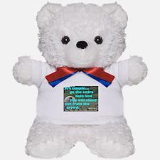 Cute Emu Teddy Bear