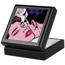 Bella Vita Pop Art Keepsake Box