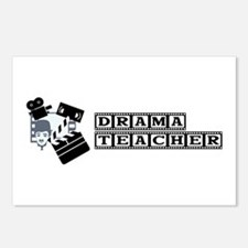 Drama Teacher Postcards (Package of 8)