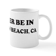 Rather: MANHATTAN BEACH Small Small Mug