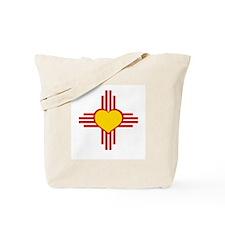 I Love NM Tote Bag