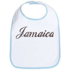 Vintage Jamaica Bib