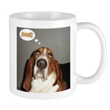 Basset thoughts Mug