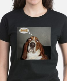 Basset thoughts Tee