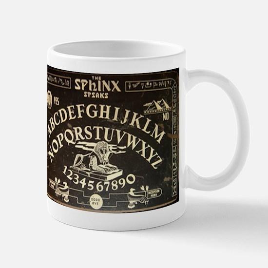 Vintage Sphinx Ouija Board Mug