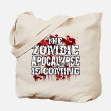 Zombie Apocalypse is Coming copy.png Tote Bag