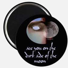 Dark Side of the Moon Magnet