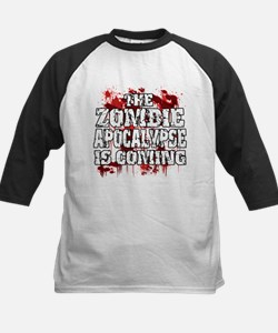 Zombie Apocalypse is Coming copy.png Tee