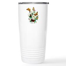 Butterflies of Summer Travel Mug