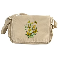 Butterflies of Summer Messenger Bag