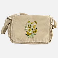 Butterflies of Summer Messenger Bag