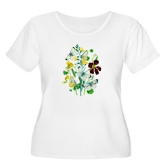Butterflies of Summer T-Shirt